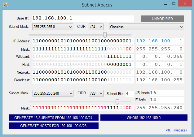 subnet mask 255 diagram subnet abacus